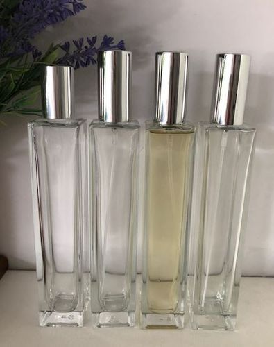 Glass Atomiser Bottle 100ml - Tall